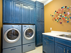 Home plans with a second floor laundry room house plans for House plans with large laundry room