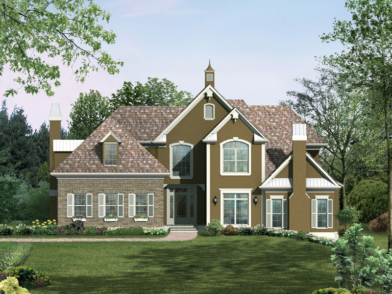 New Age Style Home With Stately Origins