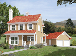 House Plans with Detached Garages House Plans and More