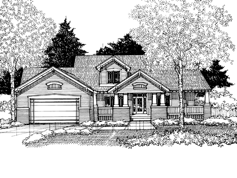 Monticello pond country home plan 041d 0003 house plans for Monticello house plans