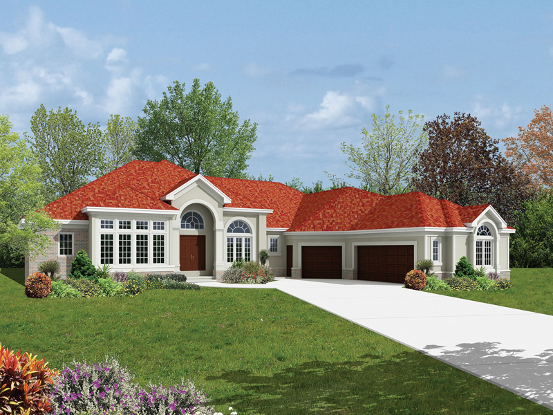 Florida style house plans photos for Florida home designs