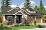 Rustic Craftsman Design With Bungalow Flavors