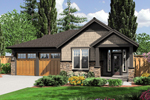 Rustic Craftsman Home With Natural Appeal