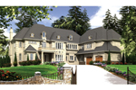 Tantalizing Home With European Luxury