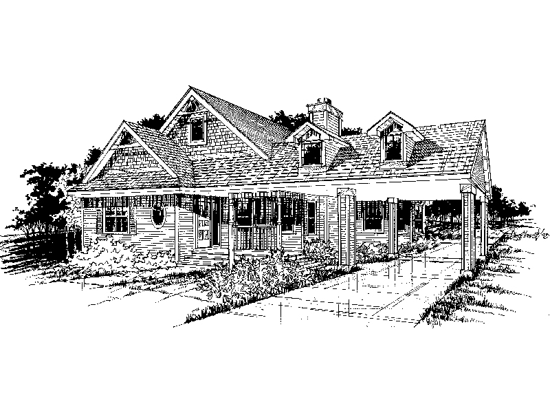 Ranch House Plan Dining Room Photo 01 013d 0025 House Plans And Front