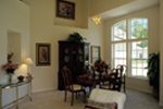 Adobe House Plans & Southwestern Home Design Dining Room Photo 01 - 047D-0022 | House Plans and More