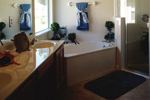 Adobe and Southwestern Plan Master Bathroom Photo 01 - 047D-0022 | House Plans and More