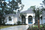 Contemporary House Plan Front Photo 01 - 047D-0048 | House Plans and More