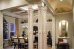 Victorian House Plan Dining Room Photo 01 - 047D-0052 | House Plans and More