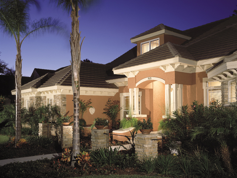 Florida House Plan Front Photo 01 047D-0052
