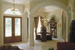Mediterranean House Plan Dining Room Photo 02 - 047D-0056 | House Plans and More
