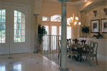 European House Plan Dining Room Photo 01 - 047D-0057 | House Plans and More