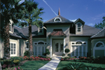 Victorian House Plan Front Photo 01 - 047D-0057 | House Plans and More