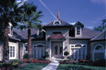 Traditional House Plan Front Photo 02 - 047D-0057 | House Plans and More