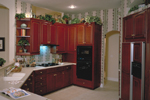 Traditional House Plan Kitchen Photo 01 - 047D-0057 | House Plans and More
