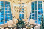 Luxury House Plan Dining Room Photo 01 - 047D-0058 | House Plans and More