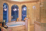 Adobe House Plans & Southwestern Home Design Master Bathroom Photo 02 - 047D-0058 | House Plans and More
