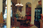 Florida House Plan Dining Room Photo 01 - 047D-0064 | House Plans and More