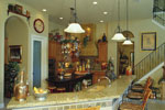 Sunbelt Home Plan Kitchen Photo 01 - 047D-0064 | House Plans and More