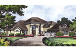Florida-Style Contemporary Home