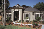 Sunbelt Home Plan Front Photo 02 - 047D-0083 | House Plans and More