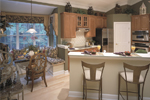Southern House Plan Kitchen Photo 01 - 047D-0083 | House Plans and More
