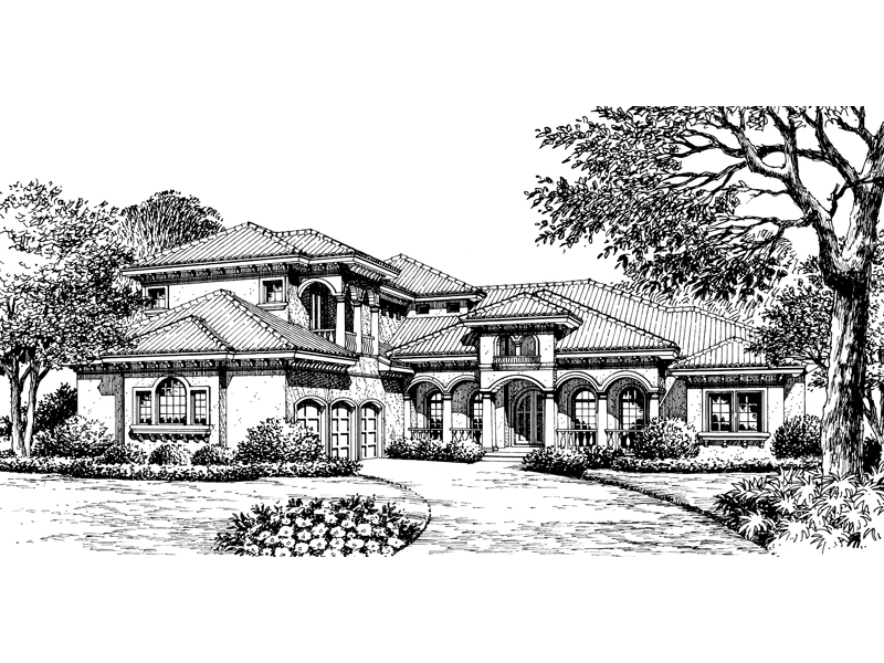 Atlantis italian style home plan 047d 0095 house plans for Atlantis homes floor plans
