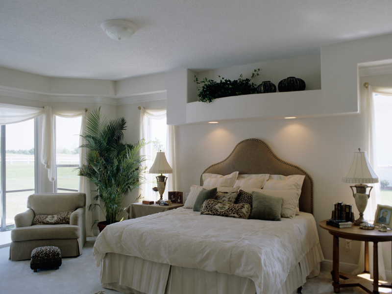 Sunbelt Home Plan Master Bedroom Photo 01 047D-0146