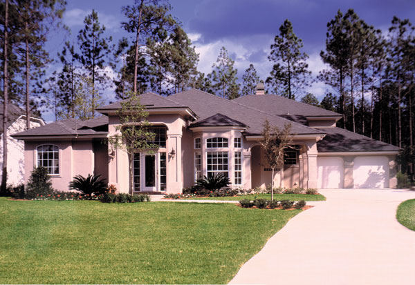 Grandvista sunbelt home plan 047d 0155 house plans and more for Sunbelt homes