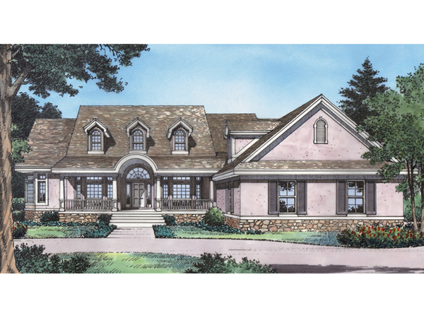 Branford Hill Country Home Plan 047d 0159 House Plans