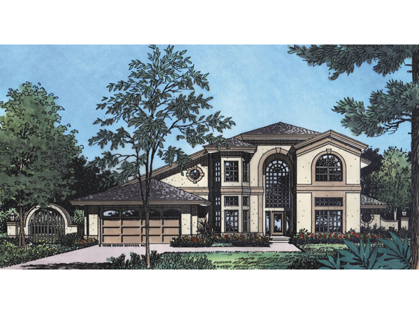 Neptune beach sunbelt home plan 047d 0160 house plans for Sunbelt homes