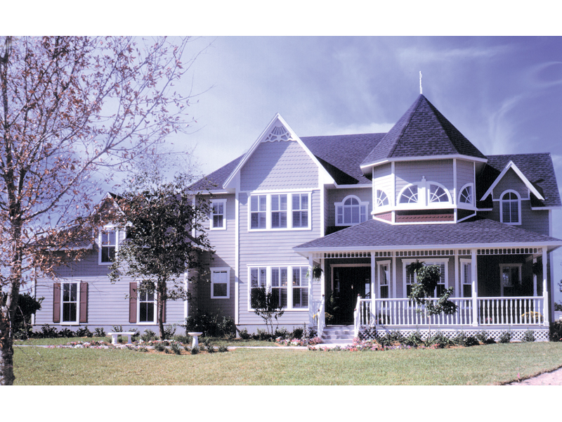 Victorian house plans with turrets inspiration house for Victorian house plans with turrets