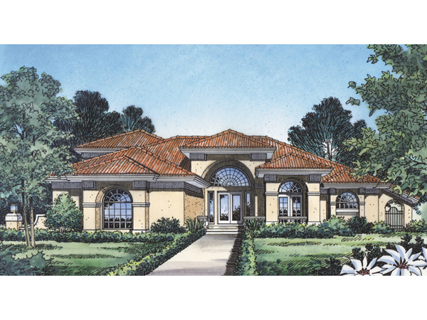 Palm valley sunbelt home plan 047d 0165 house plans and more for Sunbelt homes