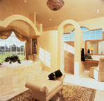 Luxury House Plan Master Bathroom Photo 01 - 047D-0168 | House Plans and More