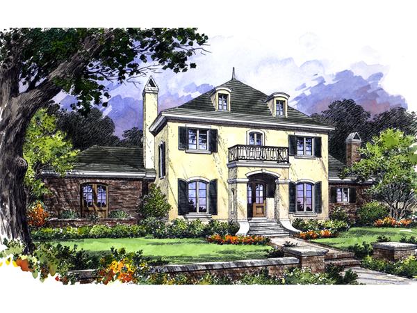 fanning springs georgian home plan 047d 0177 house plans