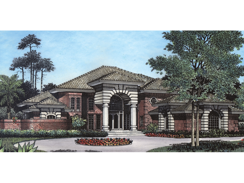 Spacious, Grand Sunbelt Design