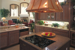 Sunbelt Home Plan Kitchen Photo 01 - 047D-0187 | House Plans and More