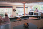 Mediterranean House Plan Kitchen Photo 01 - 047D-0204 | House Plans and More