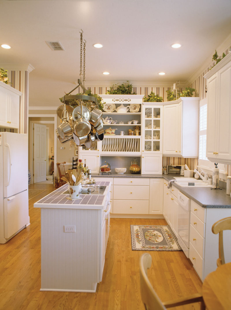 Traditional House Plan Kitchen Photo 01 047D-0205