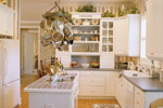 Colonial Floor Plan Kitchen Photo 01 - 047D-0205 | House Plans and More