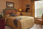 Florida House Plan Bedroom Photo 01 - 047D-0211 | House Plans and More