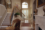 Sunbelt Home Plan Entry Photo 01 - 047D-0211 | House Plans and More