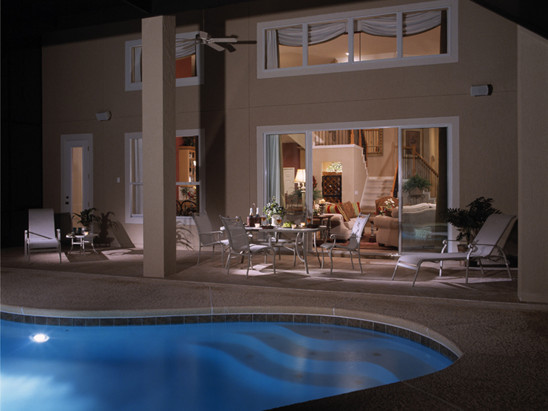 Traditional House Plan Pool Photo 047D-0211