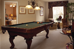 Traditional House Plan Recreation Room Photo 01 - 047D-0211 | House Plans and More