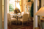 Traditional House Plan Dining Room Photo 01 - 047D-0214 | House Plans and More