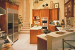Traditional House Plan Kitchen Photo 01 - 047D-0214 | House Plans and More