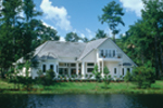 Ranch House Plan Rear Photo 01 - 047D-0214 | House Plans and More