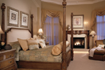 Traditional House Plan Master Bedroom Photo 01 - 047D-0215 | House Plans and More