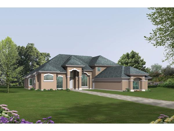 Kensington Luxury Ranch Home Plan 048d 0003 House Plans