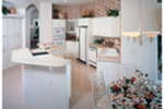 Sunbelt Home Plan Kitchen Photo 01 - 048D-0004 | House Plans and More